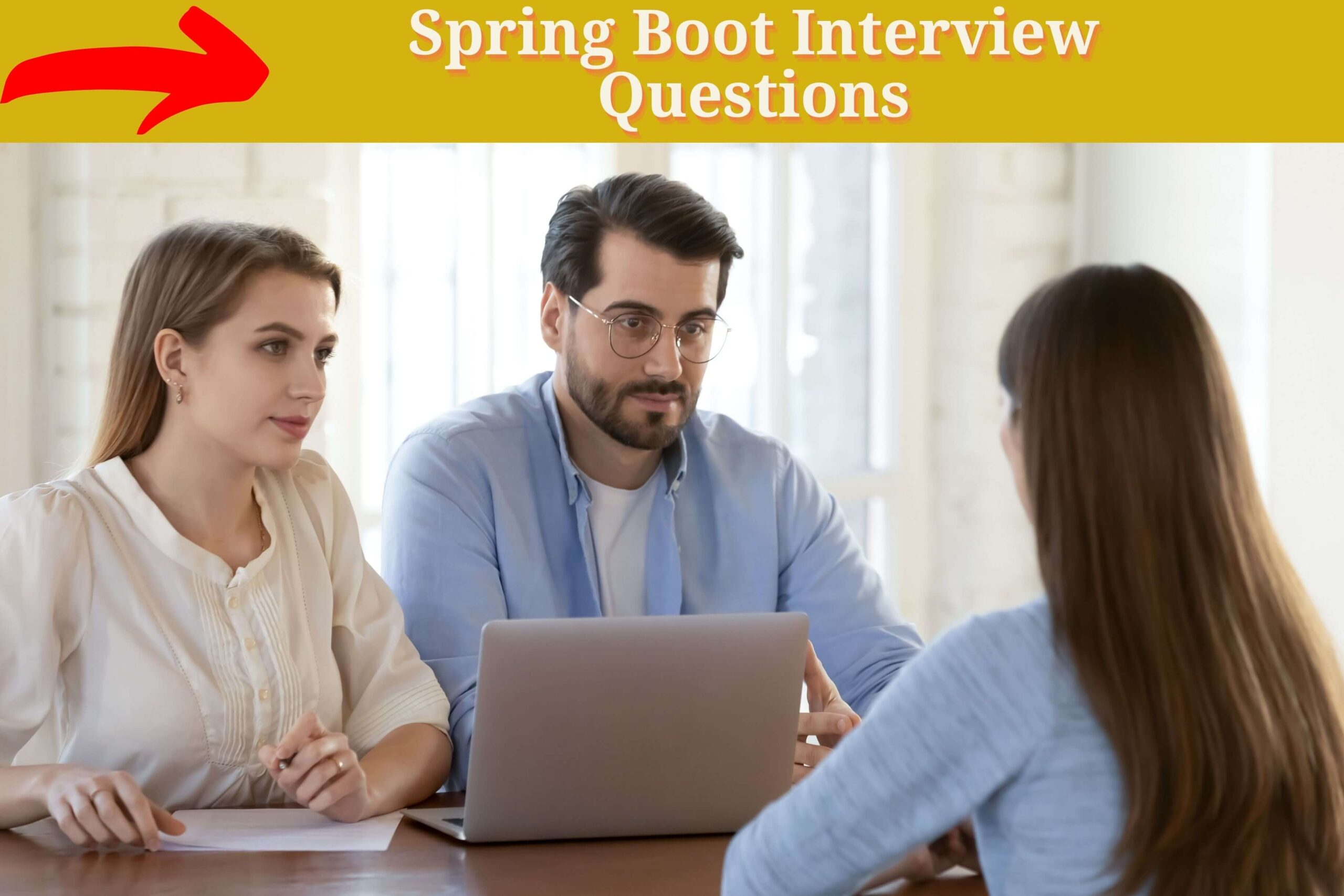 spring boot interview question
